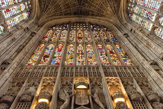 Cambridge Kings College Chapel-5
