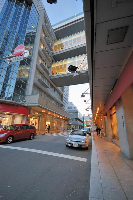 Matsuzakaya Department Store in Ueno-hirokoji