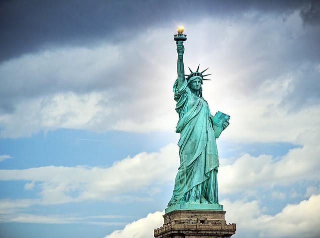 Statue of Liberty / USA (UNESCO world heritage)