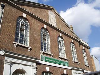 Fournier Street Spitalfields Huguenot Church | by amandabhslater
