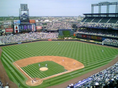 Another Sunday afternoon at the Rockies game | by Peter Soeth