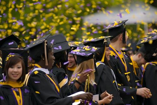 Confetti - Undergrad Graduation   by m00by