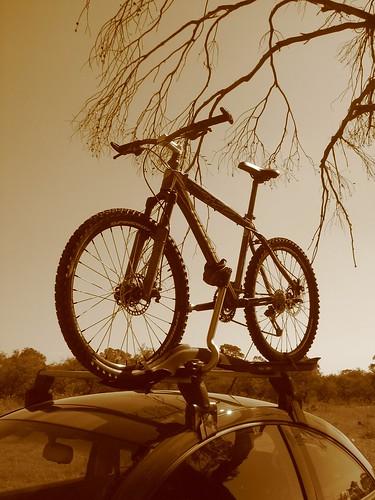 Merida in Sepia - Puebla Bikers