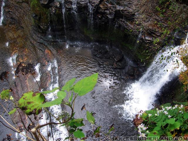 Cummins Falls, Blackburn Fork, Jackson County, Tennessee 3