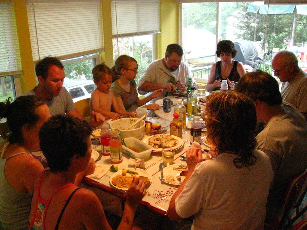 189 - Family Dinner