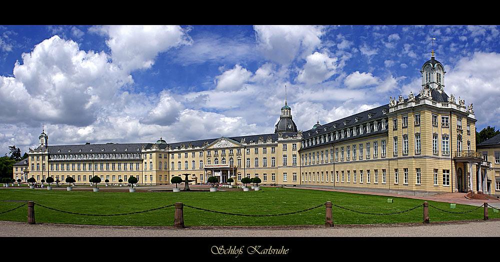 The Castle Karlsruhe