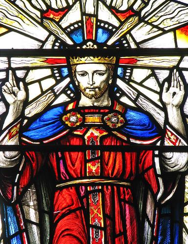 Christus Rex   by Lawrence OP