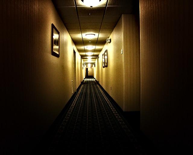 Hotel Corridor - Lomo