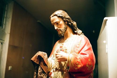 Jesus Effigy