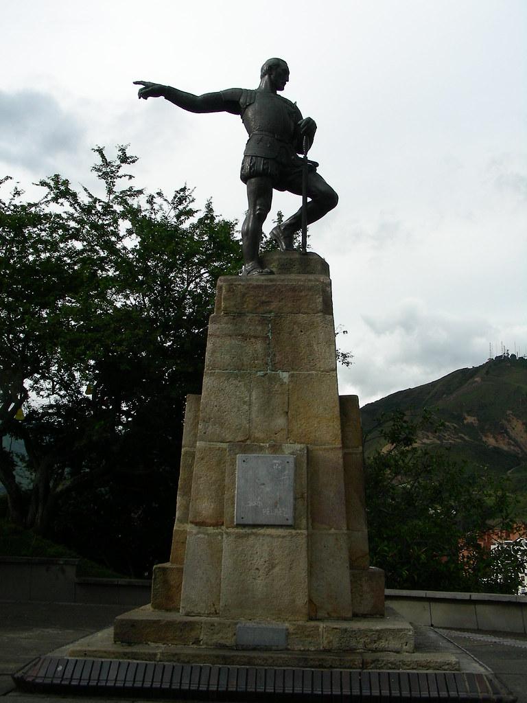 Sebastian de Belalcázar   Het Monumento a Sebastian de ...