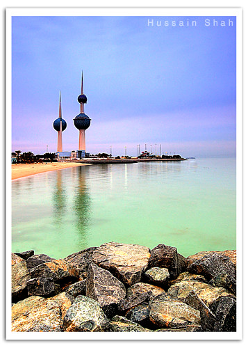 Kuwait Towers [HDR}