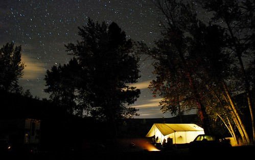 Fish camp at night | by Scott Butner