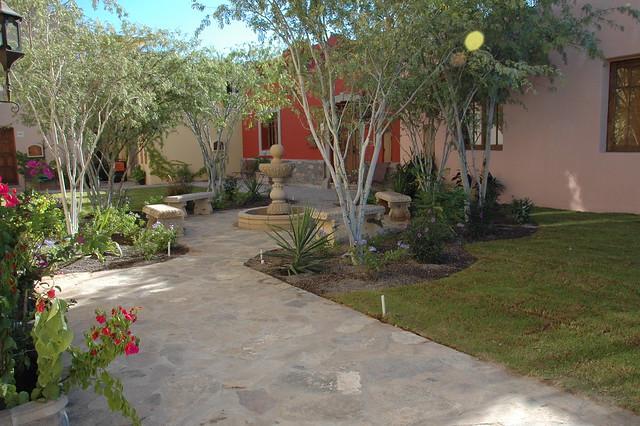 Community courtyards