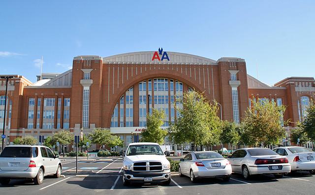American Airlines Center - Dallas Stars
