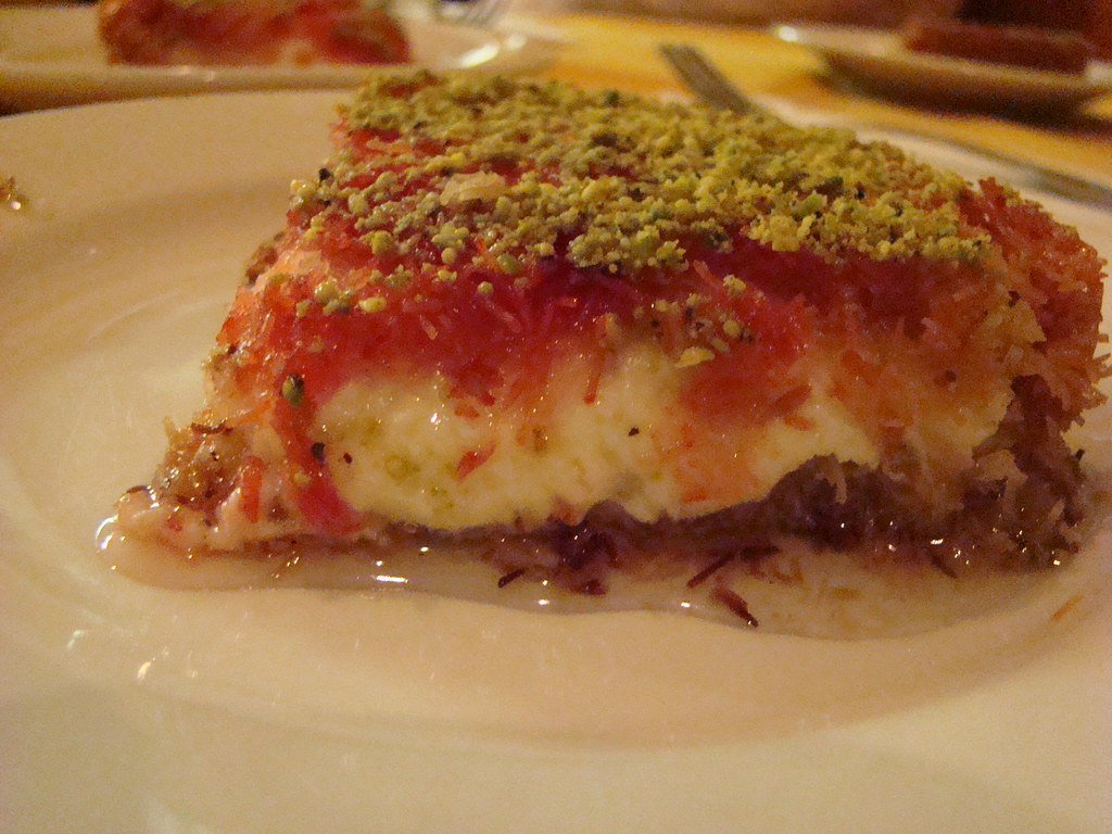 Knafah, Knafeh | This amazing Middle Eastern restaurant in B… | Flickr