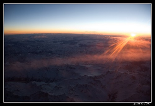 november sunrise dawn novembre autunno 2007 skyview