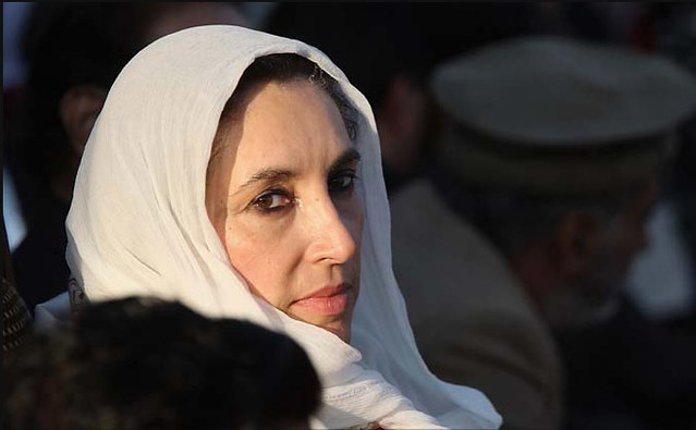 Benazir Bhutto | Dec.27th, 2007 Photograph copyright - John … | Flickr