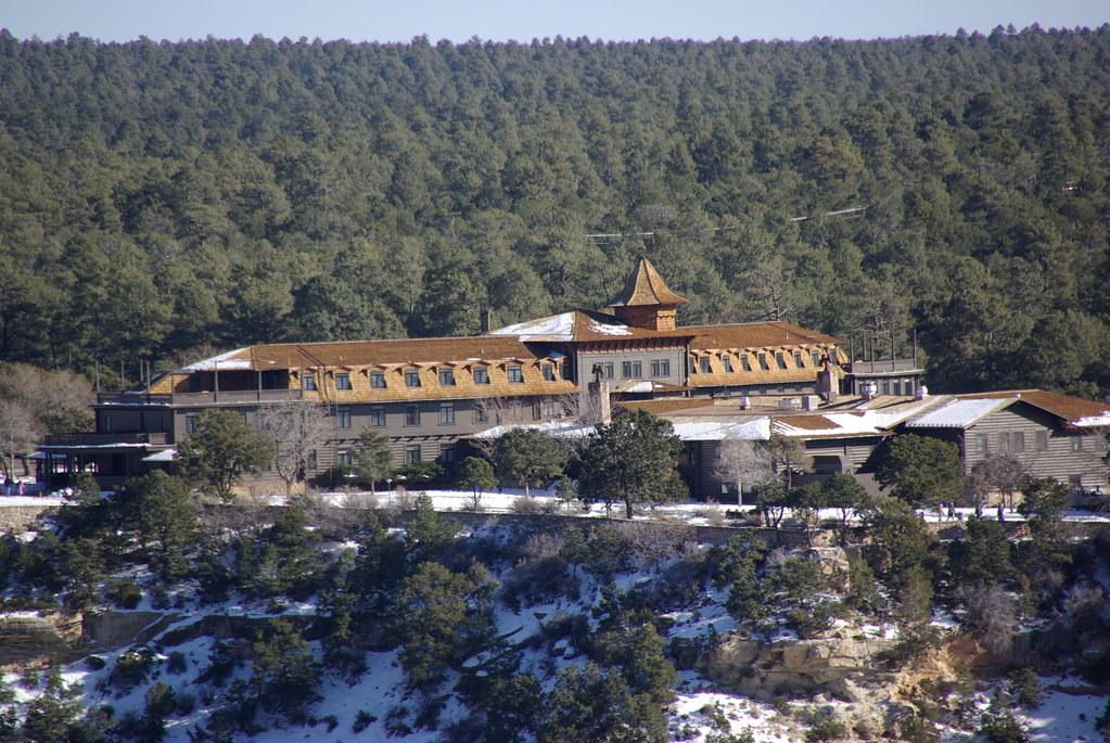 Grand Canyon Village El Tovar Hotel The El Tovar Hotel Flickr