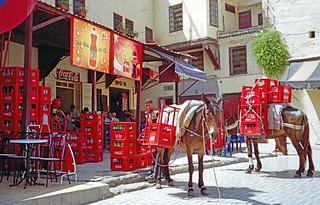 Morocco-128 - Coke Delivery