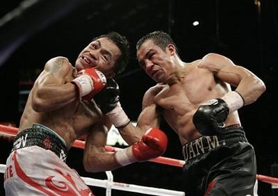 Pacquiao Marquez Boxing