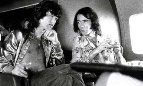 Jimmy & BP on Starship by Bob Gruen 1973 | by bp fallon