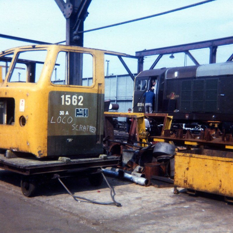 Cab of 1562 Crewe Works_18.9.71