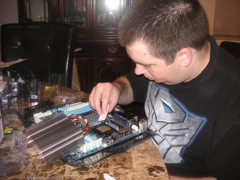 CPU Voodoo