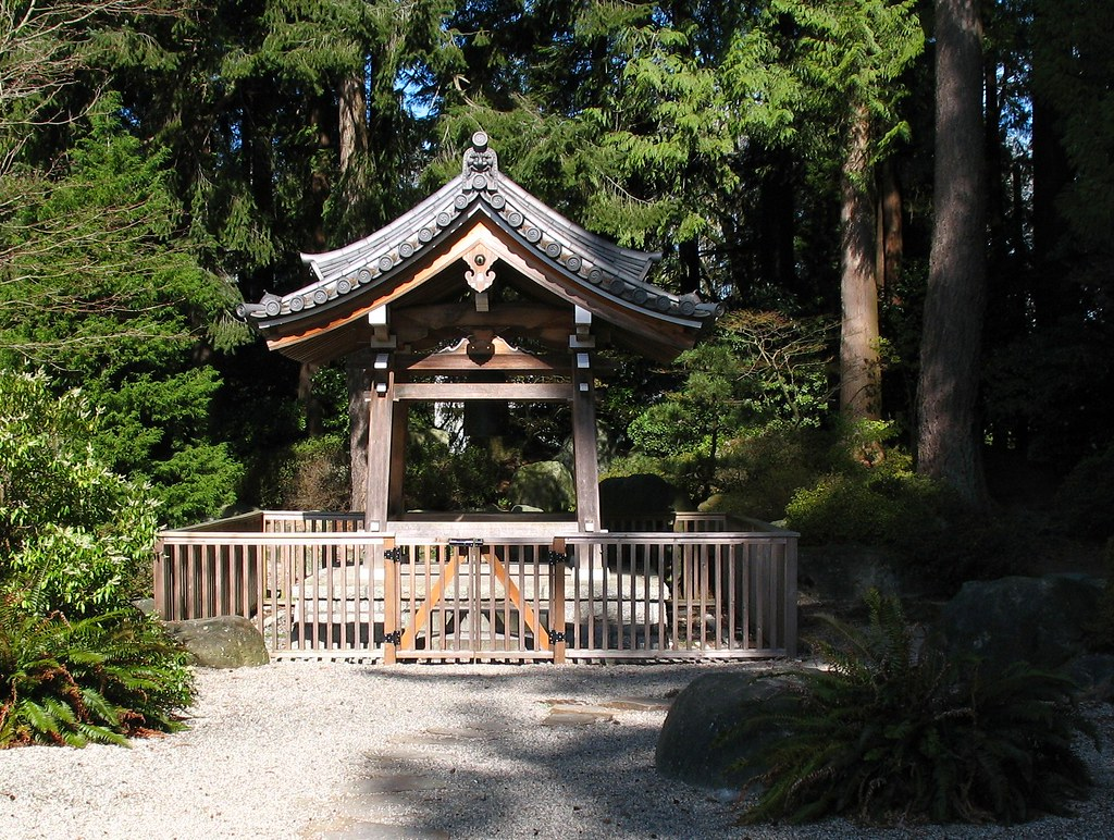 Japanese Buddhist Temple Bell | The Pacific Bell at UBC  | Flickr