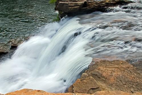 water canon waterfall alabama canyon gorge lookoutmountain littleriver blueribbonwinner caroljohnson 5cats4carol