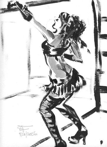 GoGo 2 Folsom Eve Ball 10 23 2006 | by Suzanne Forbes artist
