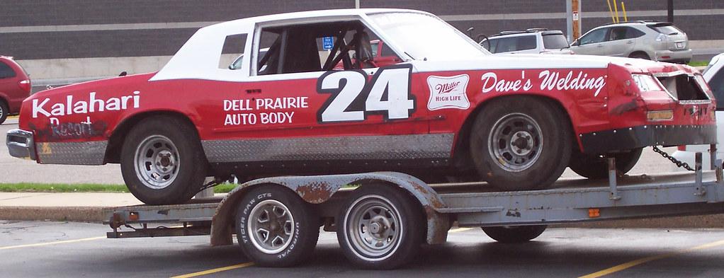 Dells Raceway Park - 05 05 07 - Pure Stock #24 Glen Arends… | Flickr