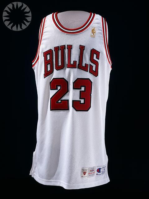 watch 4f3ea 8b5f6 Michael Jordan Chicago Bulls Jersey, 1996   Michael Jordan ...