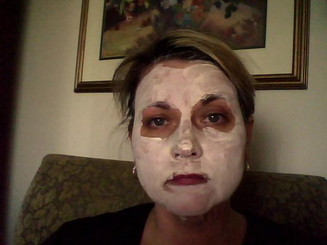 facial mask me