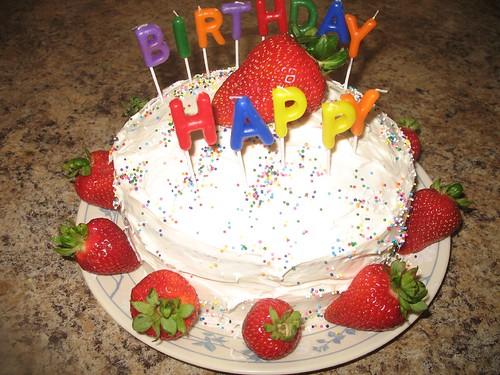 Birthday Cake | by janielianne
