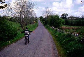 Irish Spirit, Boyhood on a Bike | by moonjazz