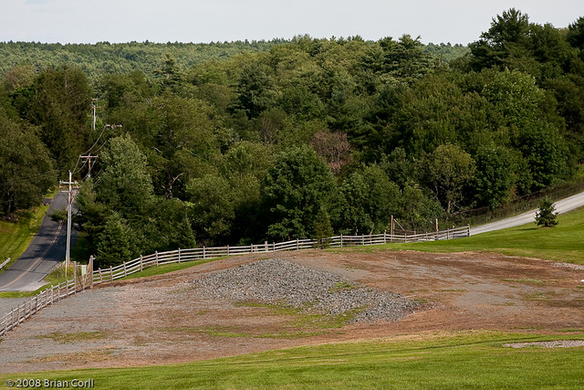 Site Of Original Stage 1969 Woodstock Music And Arts Fest
