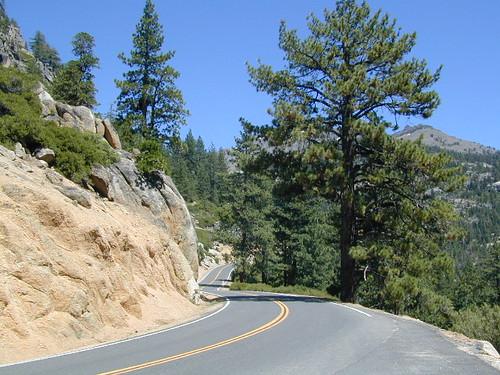 Sierra Highway 108