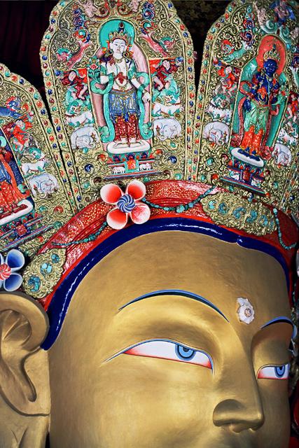 Tikse Buddha