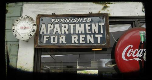 Unfurnished Apt for Rent | by turkeychik