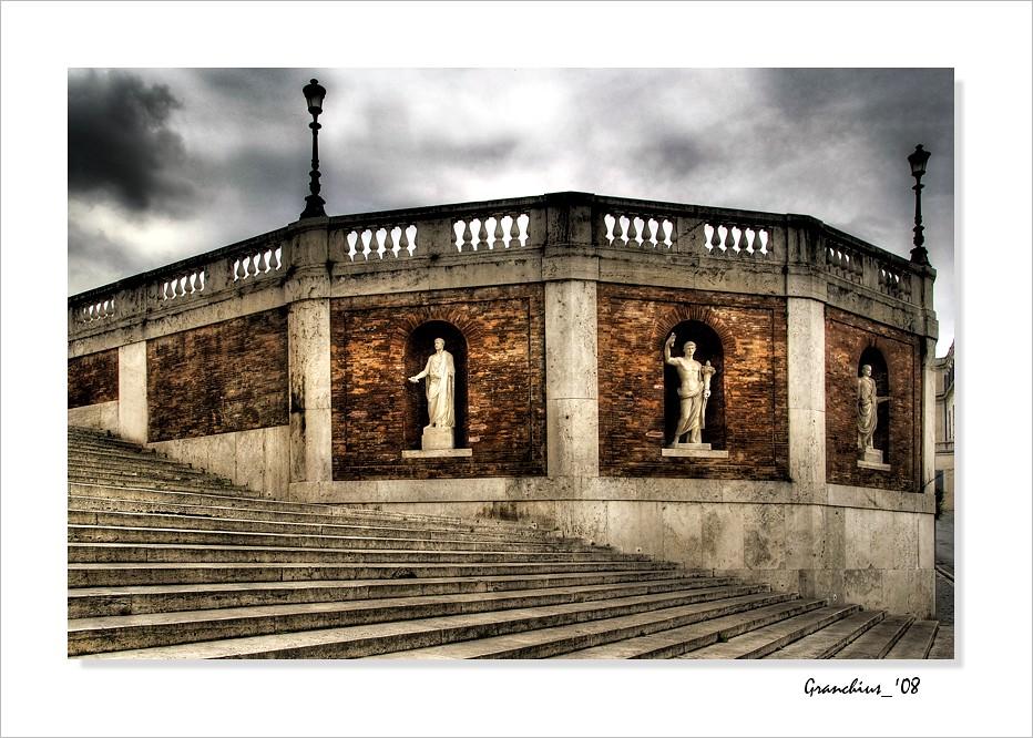 Roma - Piazza del Quirinale