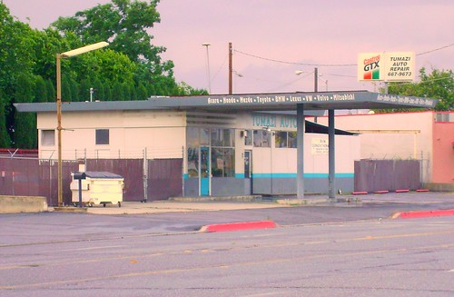 Flickr The Vintage Auto Dealerships And Service Stations Pool