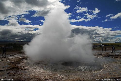 Iceland Haukadalur