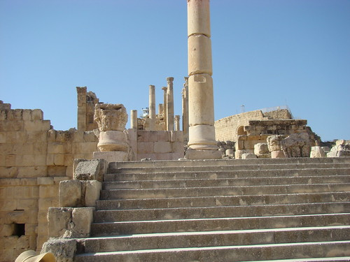 Capitol of Jerash 2 | by Gauis Caecilius