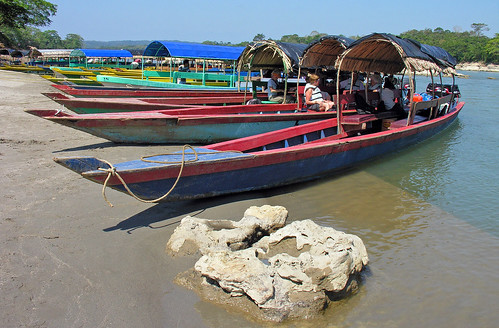 Mexico-2002 - Boat ride to Yaxchilian | by archer10 (Dennis) 203M Views