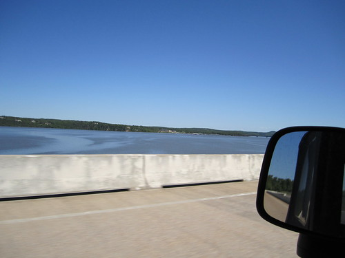 bridge lake water ar arkansas norfork