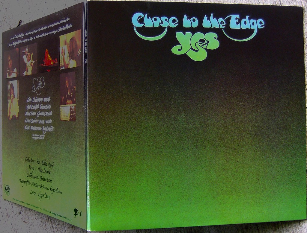 Yes / Close To The Edge | ARTIST: Yes TITLE: Close To The Ed