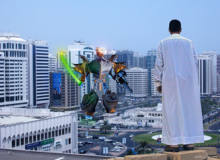 Emaratibot: The UAE Star Command's First Giant Robot