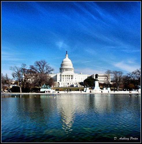 The Capitol Building | by davidanthonyporter