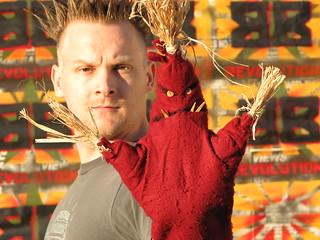Brian Brushwood promo photo Mr Happypants | by shwooddotcom