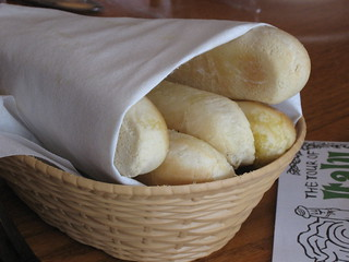 Breadsticks at Olive Garden | by chapstickaddict